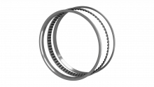Tapered Hybrid Roller Thin Section Bearing